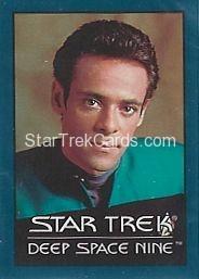 Star Trek Hostess Frito Lay Trading Card D07