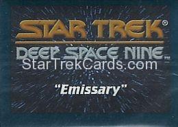 Star Trek Hostess Frito Lay Trading Card Foldout 10