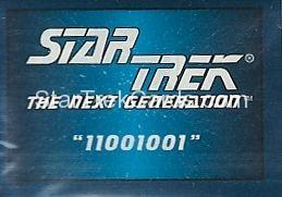 Star Trek Hostess Frito Lay Trading Card Foldout 3