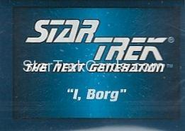 Star Trek Hostess Frito Lay Trading Card Foldout 8