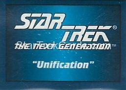 Star Trek Hostess Frito Lay Trading Card Foldout 9