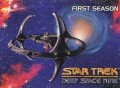 Star Trek Deep Space Nine Season One Card029