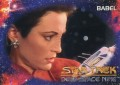 Star Trek Deep Space Nine Season One Card033