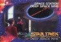 Star Trek Deep Space Nine Season One Card085