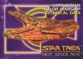 Star Trek Deep Space Nine Season One Card093