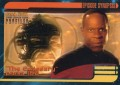 Star Trek Deep Space Nine Profiles Card 3