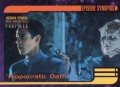 Star Trek Deep Space Nine Profiles Card 50