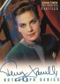 Star Trek Deep Space Nine Profiles Terry Ferrell Autograph