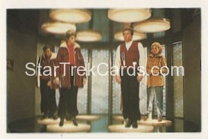 Star Trek Gene Roddenberry Promotional Set 2110 Card 4
