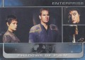 Enterprise Season One Trading Card 46