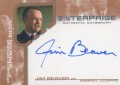 Enterprise Season One Trading Card BBA6