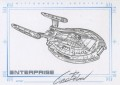 Enterprise Season One Trading Card SketchaFEX
