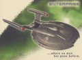 Enterprise Season One Trading Card ZC01