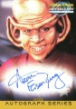 Star Trek Deep Space Nine Memories From The Future Trading Card A9