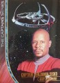 Star Trek Deep Space Nine Memories from the Future Captains Card