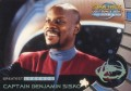 Star Trek Deep Space Nine Memories from the Future Card L1