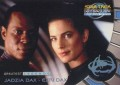 Star Trek Deep Space Nine Memories from the Future Card L6