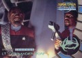 Star Trek Deep Space Nine Memories from the Future Card L7