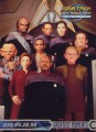 Star Trek Deep Space Nine Memories from the Future Promo Card