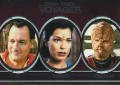 Star Trek Voyager Heroes Villains Card A008