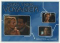 Star Trek Voyager Heroes Villains Card R002