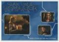 Star Trek Voyager Heroes Villains Card R009