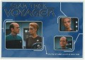 Star Trek Voyager Heroes Villains Card R010