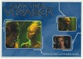 Star Trek Voyager Heroes Villains Card R011