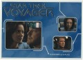 Star Trek Voyager Heroes Villains Card R013