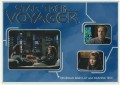 Star Trek Voyager Heroes Villains Card R015