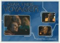 Star Trek Voyager Heroes Villains Card R017
