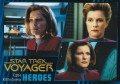 Star Trek Voyager Heroes Villains Card0011