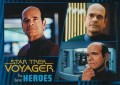 Star Trek Voyager Heroes Villains Card006