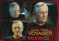 Star Trek Voyager Heroes Villains Card0121