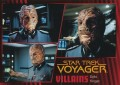 Star Trek Voyager Heroes Villains Card0141
