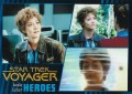Star Trek Voyager Heroes Villains Card0161