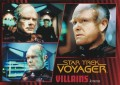 Star Trek Voyager Heroes Villains Card0171