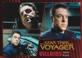 Star Trek Voyager Heroes Villains Card0211