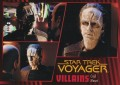 Star Trek Voyager Heroes Villains Card025
