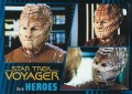 Star Trek Voyager Heroes Villains Card0311