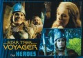 Star Trek Voyager Heroes Villains Card0391