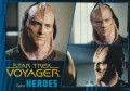 Star Trek Voyager Heroes Villains Card040
