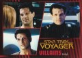 Star Trek Voyager Heroes Villains Card0501