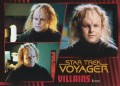 Star Trek Voyager Heroes Villains Card058