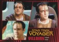 Star Trek Voyager Heroes Villains Card0611