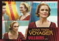 Star Trek Voyager Heroes Villains Card063