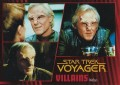 Star Trek Voyager Heroes Villains Card0651