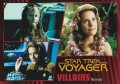 Star Trek Voyager Heroes Villains Card067