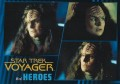Star Trek Voyager Heroes Villains Card069