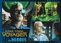 Star Trek Voyager Heroes Villains Card0731